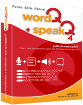 WordQ+SpeakQ 4 (Windows)