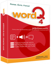 WordQ 4 (Windows et Mac)